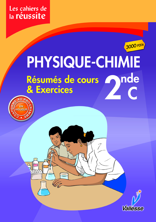 PHYSIQUE-CHIMIE 2nde C